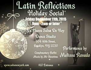 Latin Reflections 12-11-15